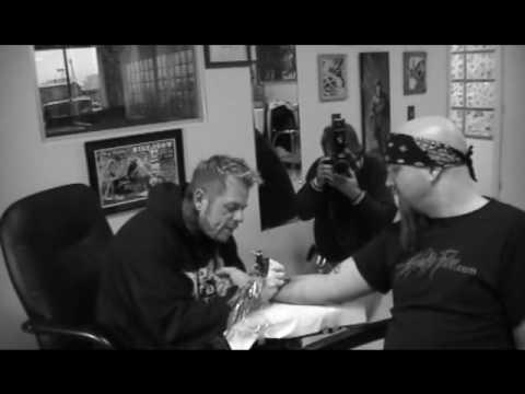 big daddy tattoo tray benham pt 3 youtube