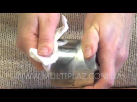Чистка и полировка алюминия