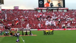2012年8月4日(土) 18:00Kickoff J1 第20節 浦和レッズ 2 - 2 FC東京...