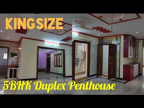 5BHK Duplex Penthouse #ForRent in Kaggadasapura CV Raman Nagar Bangalore
