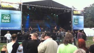 Kamikaze Kings - Burn Live Rocktreff 2011