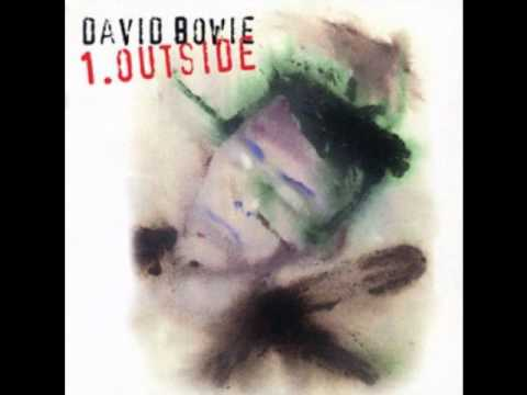 2. Outside-David Bowie