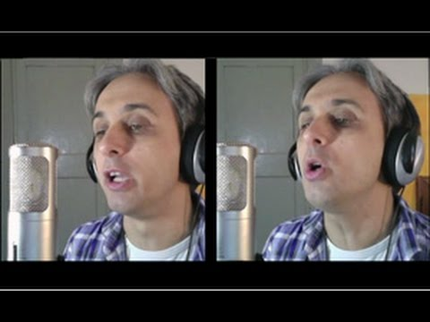 How to sing From Me To You Vocal Harmony Beatles Tutorial Harmonies