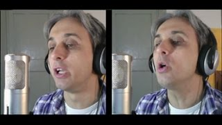 Learn the Beatles - How to sing a cover of From Me To You Vocal Harmony