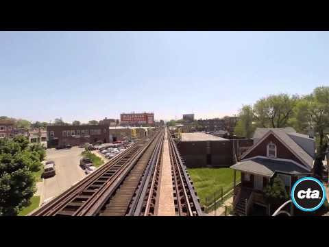 CTA Ride the Rails: Blue Line to Forest Park