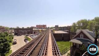 CTA Ride the Rails: Blue Line to Forest Park