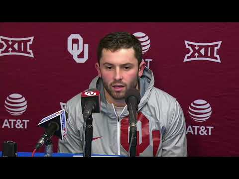 Baker Mayfield apologizes for his sideline behavior | ESPN