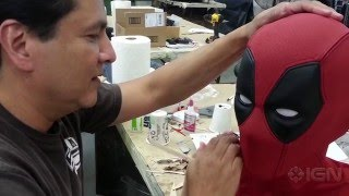 "Deadpool - ""Mask Facial Expressions"" Featurette"