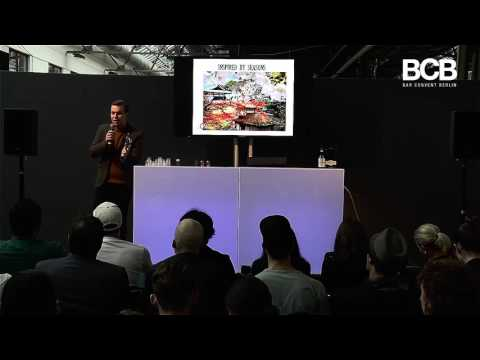 """Bar Convent Berlin 2016: """"Around the World with Coffee Cocktails"""""""