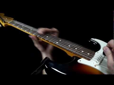 Hendrix Machine Gun Vamping - 1