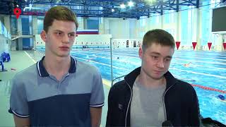 Плавцы вернулись с всероссийских соревнований