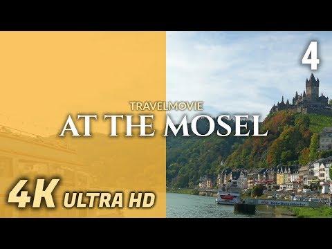 AT THE MOSEL #4 - 4K / ULTRA HD / UHD 25p - Panasonic Lumix GX80 / 14-42mm G Vario