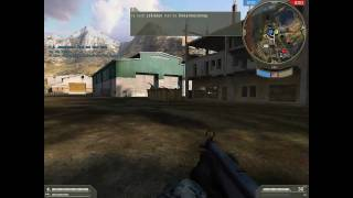 Battlefield 2™: Single Player - Gameplay Dalian Plant
