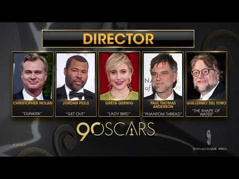 Richard Roeper: Oscars Nominations, Part 1