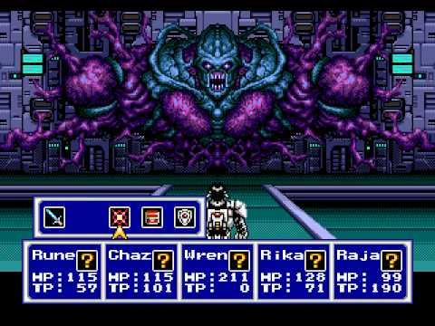 Mega Drive Longplay [137] Phantasy Star IV (Part 3 of 6)