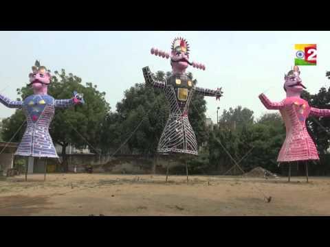 Dussehra, une fête explosive - No comment // India, épisode 25