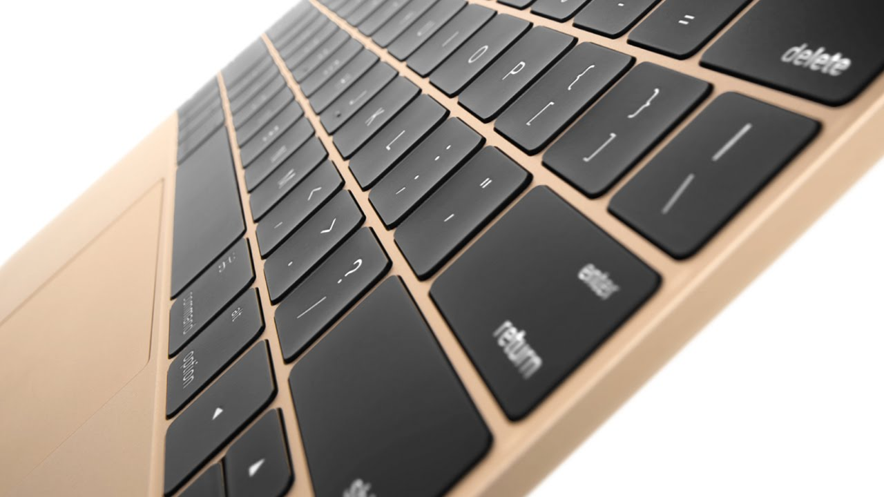 The new MacBook - This is the notebook in its purest possible form - the thinnest, lightest, and most advanced Mac yet. Uploaded on Jun 23, 2015