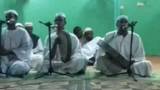 اولاد الشيخ الجعلي قصيدة يامنادي لي الكفو جادا