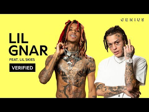 "Lil Gnar & Lil Skies ""GRAVE"" Official Lyrics & Meaning 