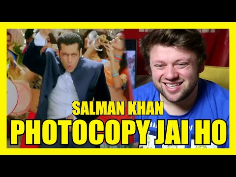 PHOTOCOPY JAI HO Official SONG REACTION!!! Salman Khan | Daisy Shah | Tabu