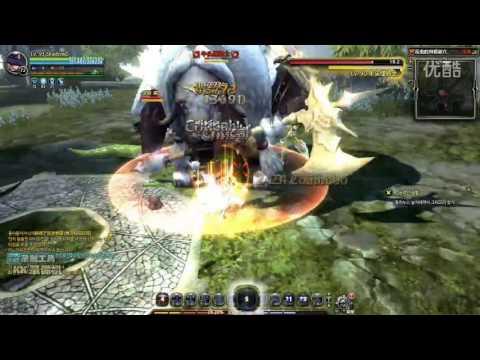 Dragon Nest: Tempest Skill Awakening Gameplay