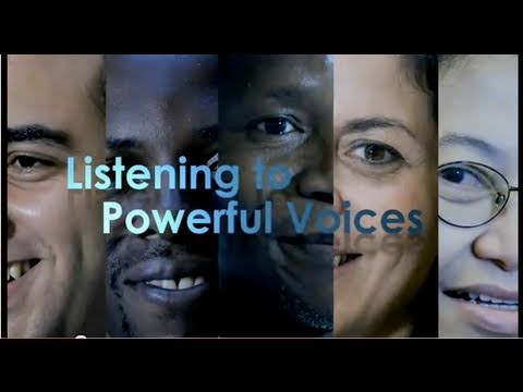 Listening to Powerful Voices