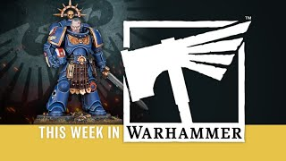 This Week In Warhammer - Hobbying at Home