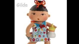 Paola Reina Dolls - Funny Go Potty Babies