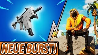 *NEU* BURST SMG KOMMT!😍🔥 | NEUER MOPSER SKIN 🐶 | SEASON 9 STARTER PACK💯 | Fortnite Battle Royale