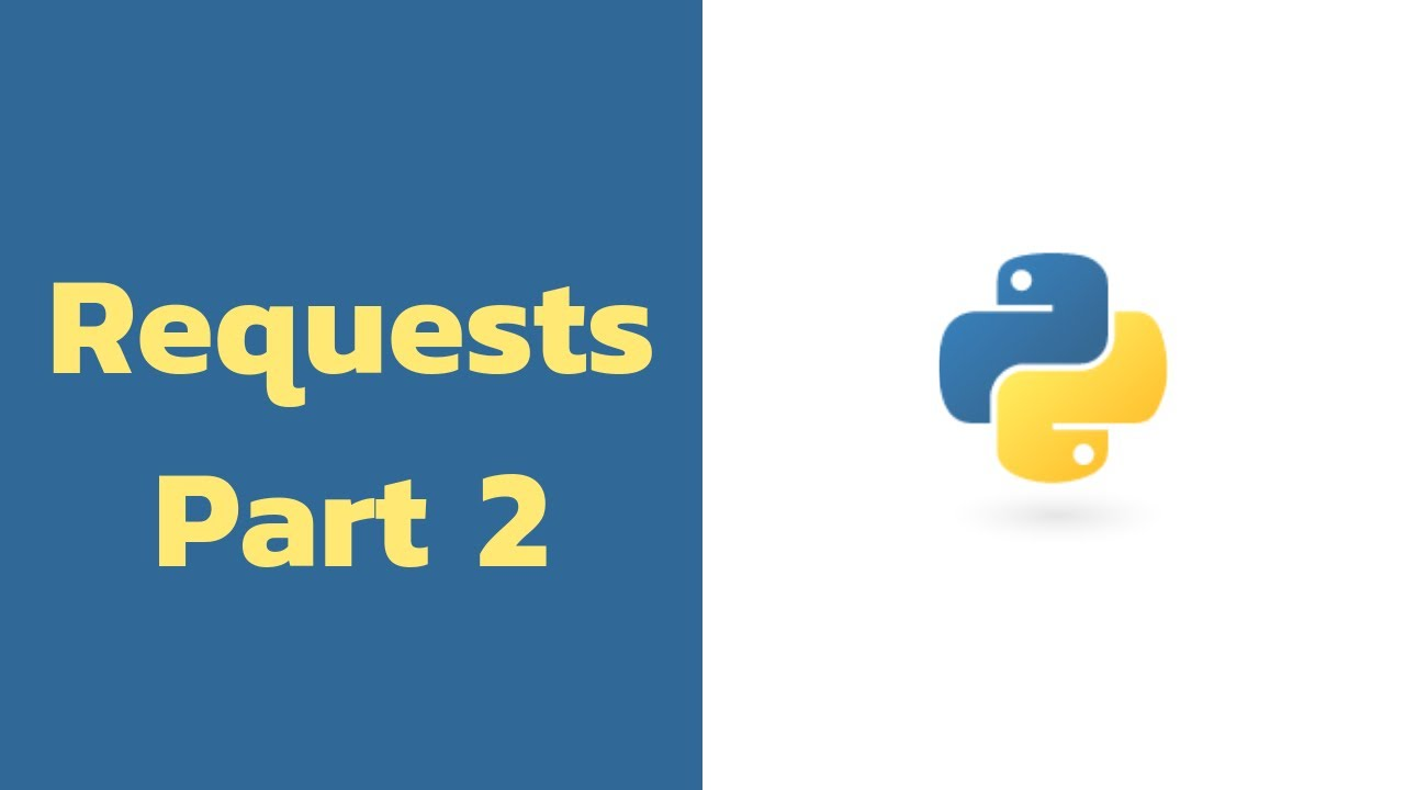 Python Requests Beginner Tutorial - POST Requests With Stripe API