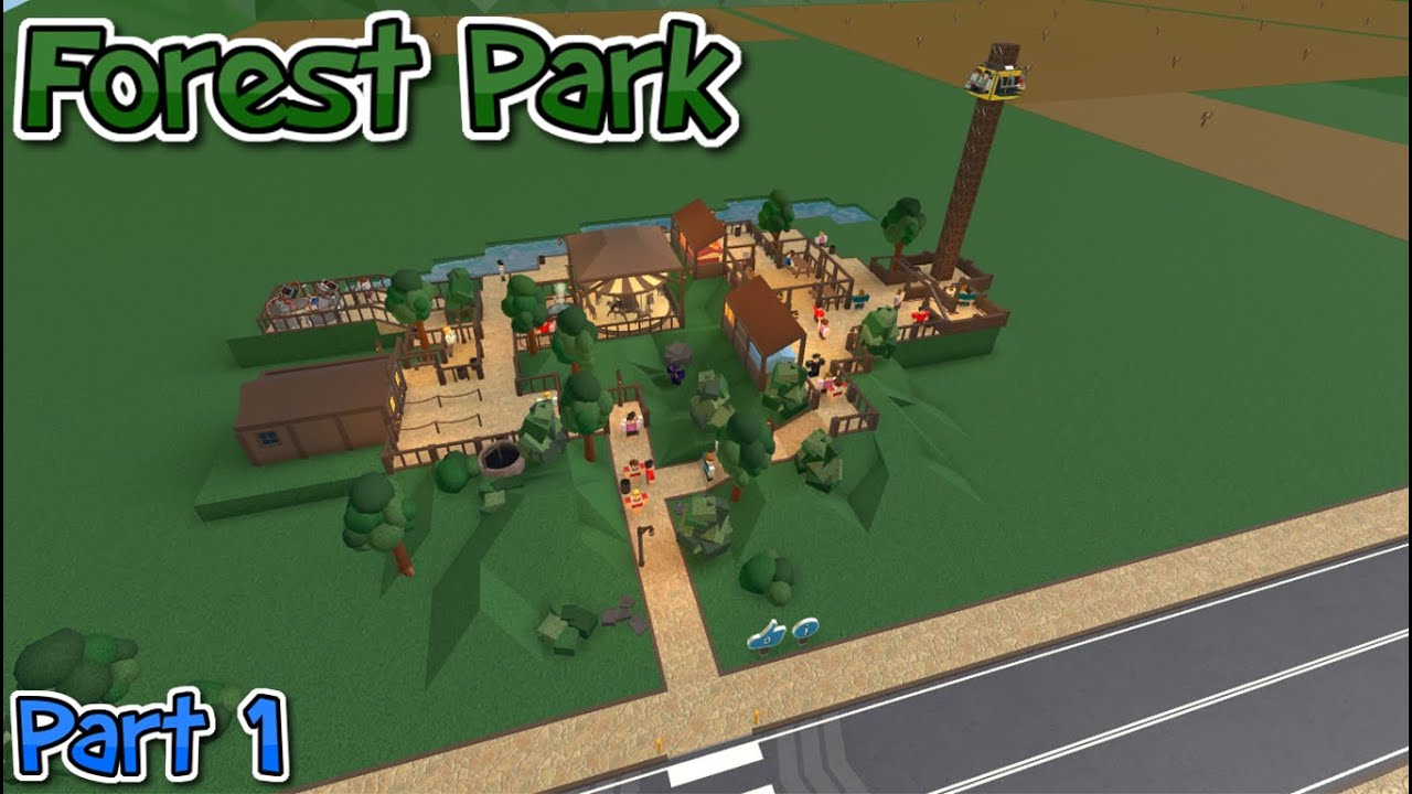 Theme Park Tycoon On Roblox