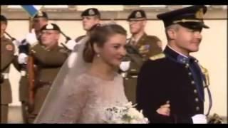 Luxemburgo celebra boda real