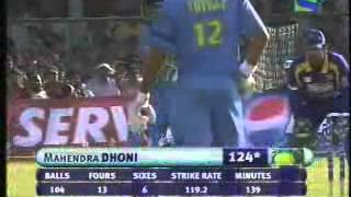Dhoni 183 Full Video by krishna