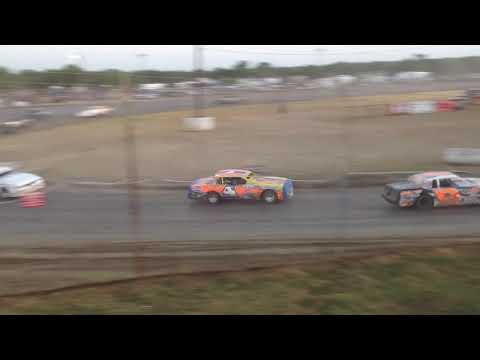 Factory Stock Feature Superbowl Speedway 7-28-19