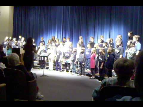 Independence Middle School 5th Choir