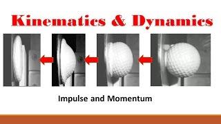Kinematics (Part 2: Conservation of Momentum)