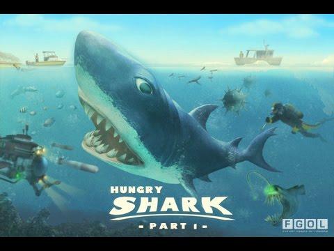 скачать игру голодная акула - фото 6