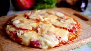 Супербыстрая пицца за 10 минут