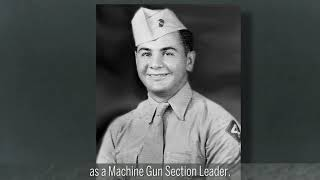 "Mike ""Iron Mike"" Mervosh, 4th Marine Division - The National WWII Museum Oral History"