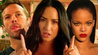 Solo vs. Princess Of China - Clean Bandit ft. Demi Lovato & Rihanna ft. Coldplay | MASHUP