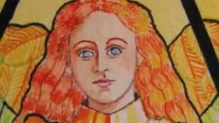 Saint Michael - A Watercolor Painting