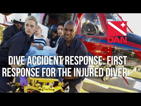 Dive Accident Response: First Response for the Injured Diver