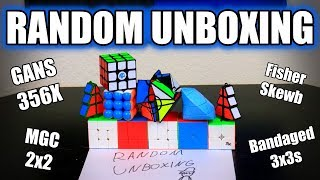 Random Unboxing | SpeedCubeShop