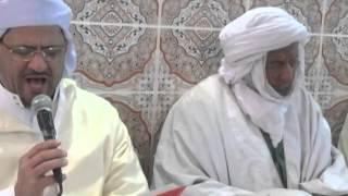 مولد البرزنجي للاستاذ المنشد علي طرمون  بزاوية سيدي بالخير الشط ورقلة