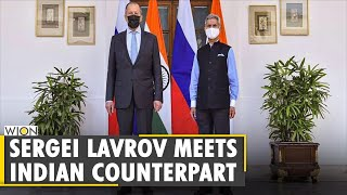 EAM Jaishankar, Russian foreign minister Lavrov hold talks | Press Conference | Latest English News