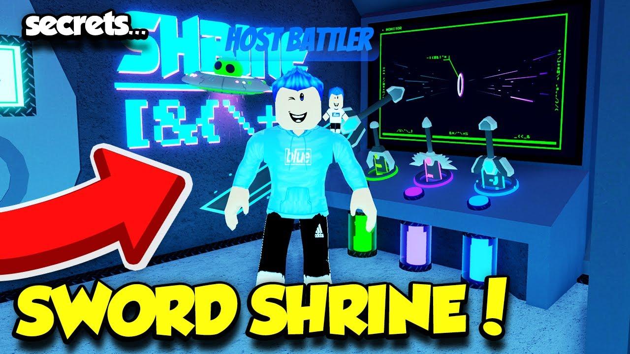 Download The Hidden SWORD SHRINE In RB Battles Has Been Found... (Roblox RB Battles Event)