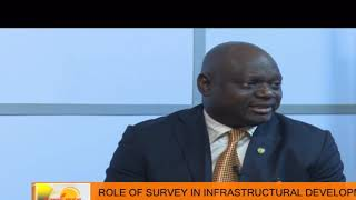 Open Access Role Of Survey In Infrastructural Development