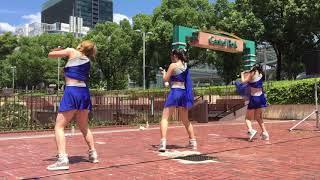 豊田市発アイドルダンスパフォーマンスグループ GLATIA-ALAの路上ライブ...