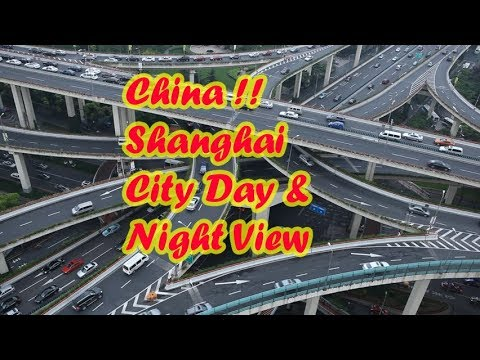China ||  Shanghai || Road view