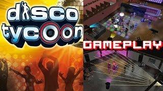 Disco Tycoon Gameplay PC HD